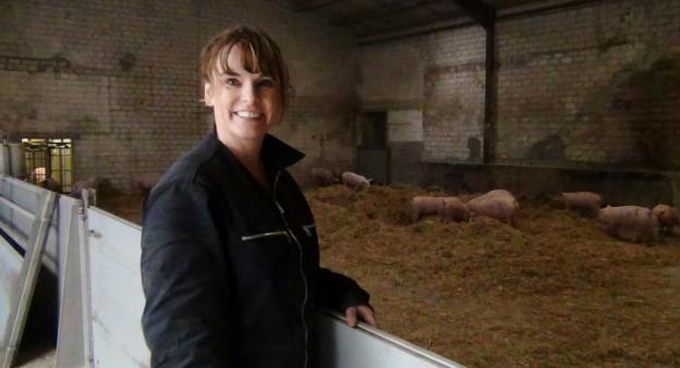 """Ein Schweinestall für die """"Initiative Tierwohl"""""""