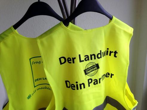 """""""Wir machen euch satt!"""" Augsburg 2015"""