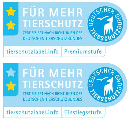 Edeka Südwest bekennt sich nachhaltig zum Tierschutzlabel des Deutschen Tierschutzbundes