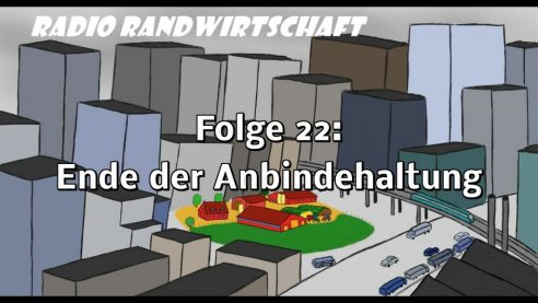 Radio Randwirtschaft Folge 22: Ende der Anbindehaltung
