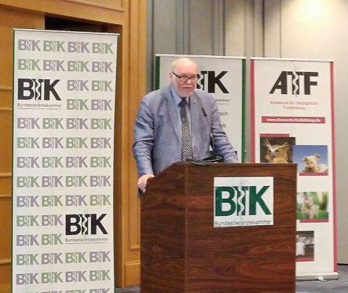 """""""Tiertransporte: Handlungsbedarf besteht jetzt!"""" Offener Brief des BTK-Präsidenten"""
