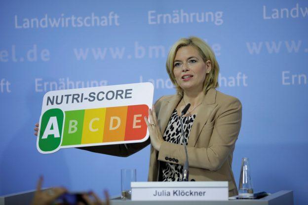 Ergebnis der Verbraucherbeteiligung liegt vor: Bundesministerin Julia Klöckner wird Nutri-Score® einführen