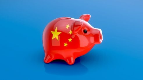 China baut eine Schweinefarm und alle regen sich auf