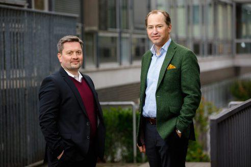 Initiative Tierwohl: Römer neuer Geschäftsführer neben Hinrichs