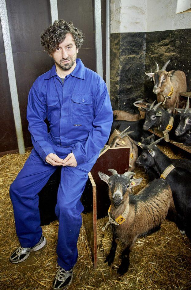 Der Intelligenz von Ziegen erfolgreich auf der Spur